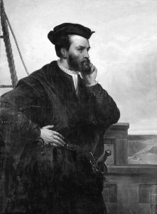 Jacques Cartier portrait