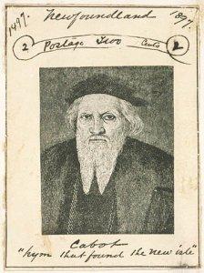 John Cabbot portrait