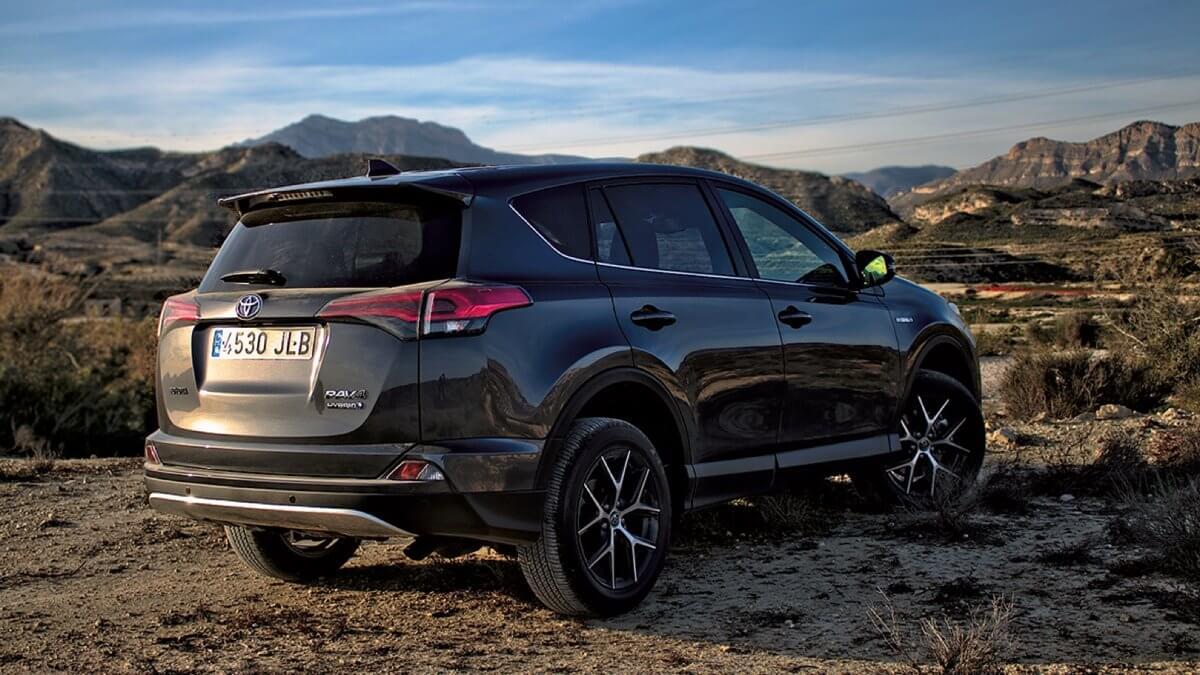 Toyota To Build New Hybrid Rav4 In Ontario
