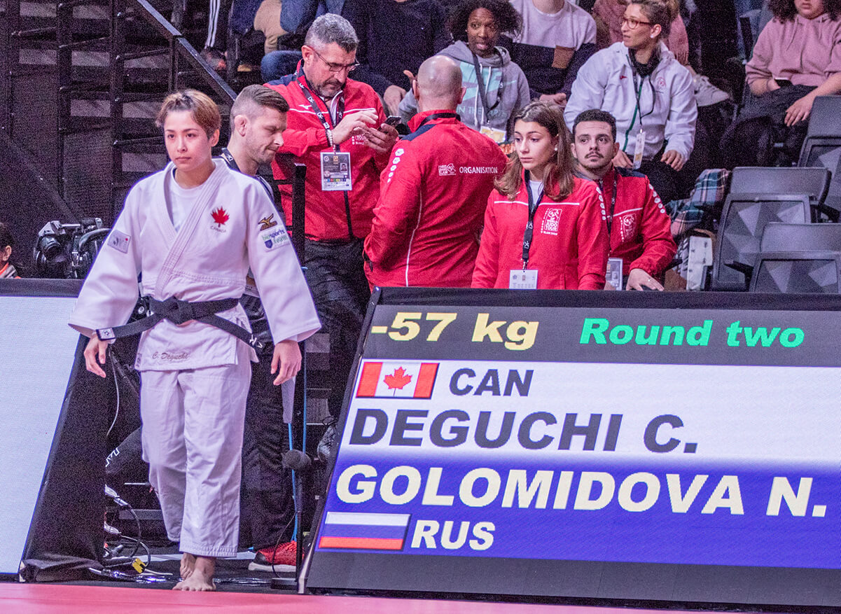 Canada S First Female Judo Champion Christa Deguchi Has Her Sights Set On 2021 Gold The Canadian
